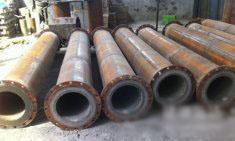 碳化硅陶瓷耐磨管道